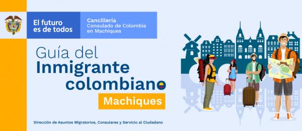 Guía del Inmigrante colombiano en Machiques